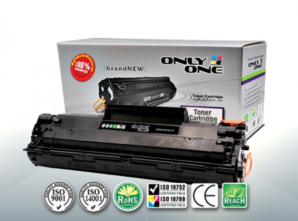 ONLY ONE Toner Cartridge Compatible For HP 85A Universal
