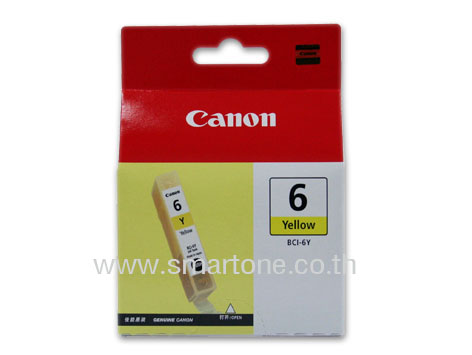 CANON BCI-6Y (YELLOW)