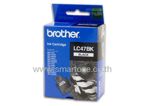 BROTHER #47 Black (LC47BK)