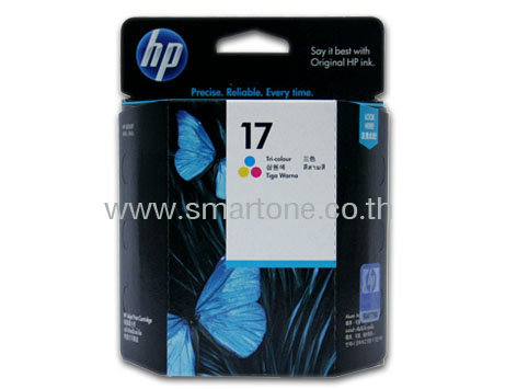 HP 17 Tri-Color (C6625AA)